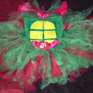 Other - Ninja Turtle Tutu Dress Costume